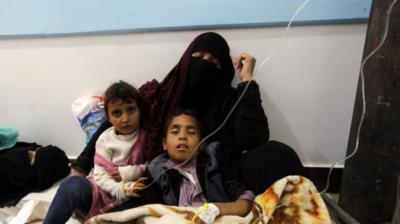 الكوليرا يهدد حياة أكثر من مليون حامل في اليمن