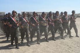 قيادة قوات الأمن الخاصة تكرم أفراد نقطة أمنية ضبطوا 9 صناديق ذخيرة مضاد الطيران