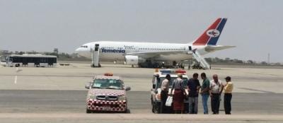 توقف رحلات اليمنية إلى مطار عدن بعد إشباكات عنيفة في مطار عدن الدولي ( تفاصيل)