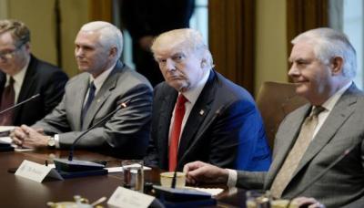 ترامب يعلن الانسحاب من اتفاقية باريس للمناخ
