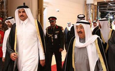 وسائل إعلام سعودية تقول بأن قطر على أبواب إنقلاب سادس في الحكم  !