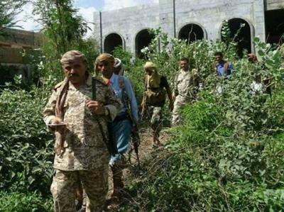 ناطق الجيش يكشف آخر مستجدات المعارك من تعز والمناطق التي تمت السيطرة عليها في المدينة