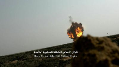 عشرات القتلى والجرحى من الحوثيين بينهم قيادي ميداني بغارات للتحالف في حرض وميدي