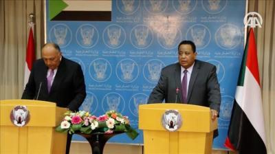مصر والسودان يتفقان على تفعيل التواصل العسكري والأمني بين البلدين