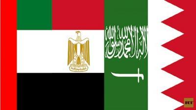 أسماء الدول التي أعلنت قطع علاقاتها مع قطر حتى الأن من ضمنها اليمن
