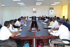 محافظ البنك المركزي اليمني يناقش تطوير البنك المركزي بدعم من مؤسسة النقد العربي السعودي