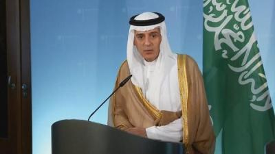 الجبير: الإجراءات ضد قطر لمصلحة الدوحة أولاً والمنطقة