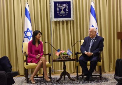 """واشنطن تتهم الأمم المتحدة بـ""""ظلم إسرائيل"""" وتهدد بترك مجلس حقوق الإنسان"""