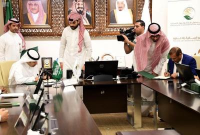 مركز الملك سلمان للإغاثة يوقع مشروعين لعلاج 300 جريح في تعز