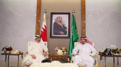 البحرين : السعودية تدعم أمننا أمام تدخلات قطر وإيران