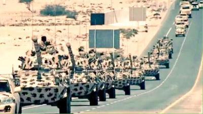 واشنطن ترصد تحركات عسكرية في قطر