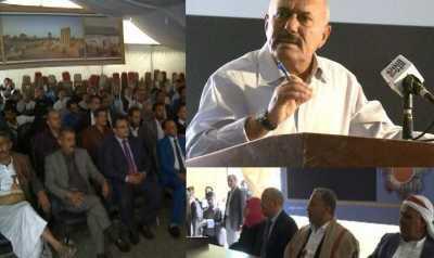 """الرئيس السابق """" صالح """" يهاجم الحوثيين وقيادات الشرعية  ويؤكد بأن معادلة المنطقة ستتغير"""