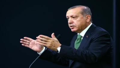أردوغان يصادق على قانون نشر القوات التركية في قاعدة الريان