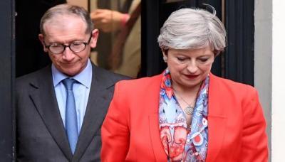 المحافظون بزعامة ماي يخسرون الأغلبية المطلقة في البرلمان البريطاني