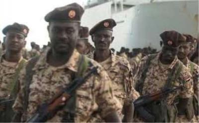 قوات سودانية جديدة إلى اليمن