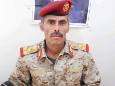 """مقتل قائد اللواء """" 29 ميكا"""" العميد الركن """" التويتي """" اليوم في نهم شرق صنعاء"""