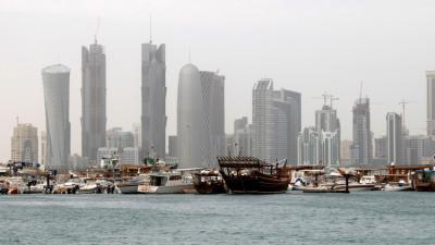 قطر تقول أنها كسرت الحصار  بتدشين خطين ملاحيين جديدين