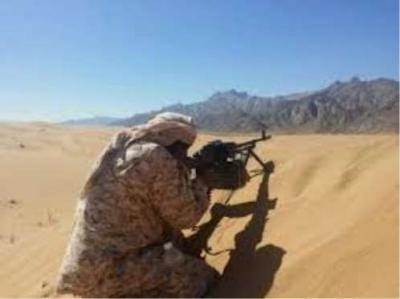 مقتل قيادي حوثي وعدداً من مرافقيه في جبهة عسيلان بشبوة
