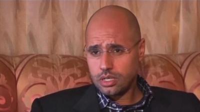 مستجدات جديدة حول إطلاق سراح سيف القذافي نجل معمر القذافي