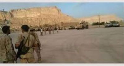 قتلى وجرحى بهجوم مسلح على معسكر لقوات النخبة في حضرموت