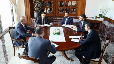 وزير الخارجية التركي يستقبل سفراء السعودية والإمارات والبحرين لبحث الأزمة الخليجية