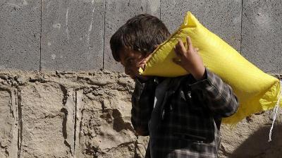 الأمم المتحدة  : 17 مليون يمني لا يعرفون من أين ستأتي الوجبة التالية