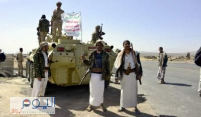 """محاولات حوثية  للسيطرة على نقطة  """"الضبر"""" بعمران  الليلة ، والجيش يصد هجوماً لمتسللين حوثيين"""