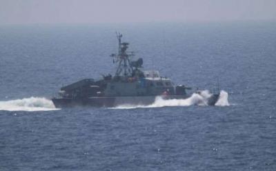 التحالف يعترف بإستهداف الحوثيين لسفينة إماراتية .. ويصدر بيان