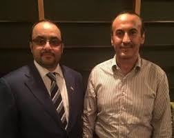 القيادي المؤتمري ياسر العواضي يكشف  تفاصيل المكالمة الهاتفية التي دارت بينه وبين أحمد علي عبدالله صالح