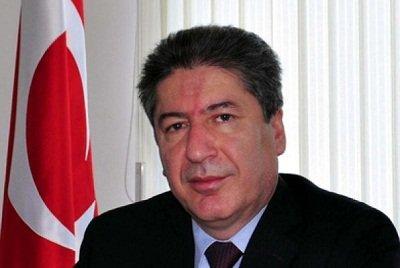 السفير تشورمان : قضية «الحديد التركي» ، الذي تم منعه من دخول اليمن  سيتم حلها عبر الجهات الرسمية