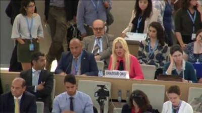 نقابة الصحفيين أمام مجلس حقوق الانسان بجنيف تكشف عن تعرض الصحافة اليمنية لمذبحة حقيقية