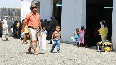 الصحة العالمية : الكوليرا يحصد أرواح 1054 يمنيا في أقل من شهرين