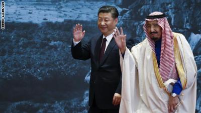 كاتب صيني يحذر بكين : أزمة الخليج مع قطر وعلاقتنا بإيران تهددان خططنا