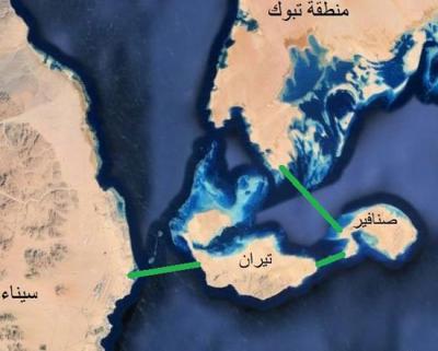 """4 تداعيات محتملة لنقل السيادة على """"تيران وصنافير"""" إلى السعودية"""