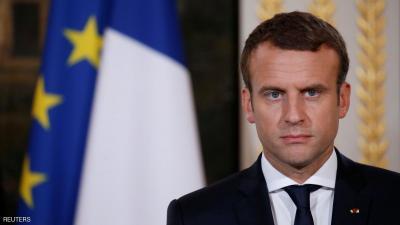 الرئيس الفرنسي ماكرون يدلي بتصريحات مفاجئة عن الأسد