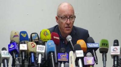 الحكومة اليمنية تتهم مسؤول أممي بالإنحياز للحوثيين وصالح