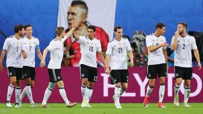 المانيا تفوز بكأس القارات لكرة القدم لأول مره