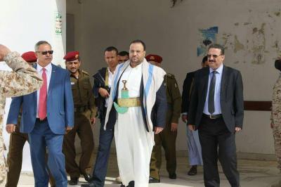 المجلس السياسي الأعلى التابع للحوثيين وصالح يقر التمديد لرئيس المجلس ونائبة
