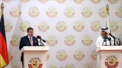 وزير الخارجية الألماني : قطر توافق على فتح كل ملفاتها لاستخباراتنا