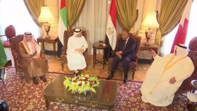 بيان جديد صادر عن الدول المقاطعة يصعد الحملة ضد قطر