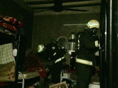 السعودية : وفاة 11 وإصابة 6 آخرين إثر اندلاع حريق فجراً بمنزل شعبي في نجران