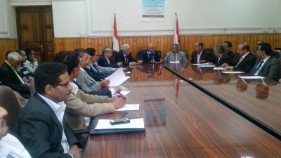 المركز اليمني للدراسات الدبلوماسية والعلاقات الدولية يقيم ندوة سياسية لقراءة وثيقة ضمانات مخرجات الحوار الوطني