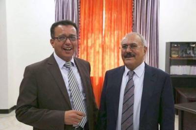 """محامي الرئيس السابق """" صالح """" يحذر حزب المؤتمر .. ويكشف عن العبارة الخطيرة التي وردت في إحاطة ولد الشيخ بخصوص الحوثيين"""
