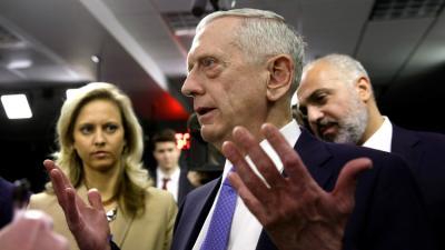 """الدفاع الأمريكية تكشف حقيقة الأنباء التي تناولت البحث عن بدائل لقاعدة """"العديد"""" بقطر بسبب أزمة الخليج"""