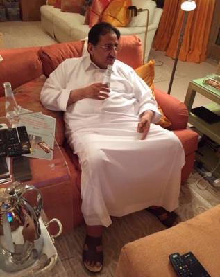 شاهد صورتين حديثتين لولي العهد السعودي السابق الأمير محمد بن نايف