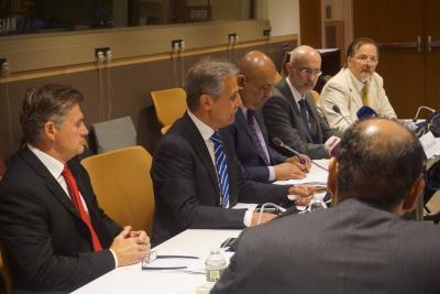 تفاصيل الندوة التي نُظمت في الأمم المتحدة عن المختطفين في سجون الحوثيين