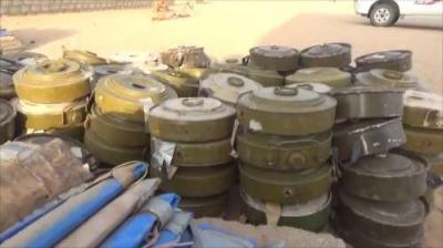 مقتل 4 من أسره واحدة في الجوف بإنفجار لغم زرعه الحوثيون