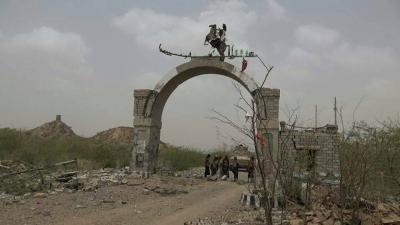 شاهد صور من داخل معسكر خالد بعد أن تمكنت قوات الجيش والمقاومة من السيطرة عليه
