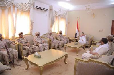 """بن دغر : أصبحنا """"قاب قوسين"""" من تحول استراتيجي في حل الأزمة اليمنية"""