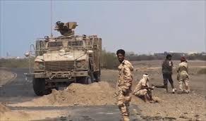 قوات الجيش والمقاومة تتقدم باتجاه مثلث المخا غرب تعز